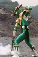 Green Ranger Dual Wield