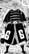 Vinsmoke Judge Manga Infobox