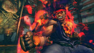 Evil Ryu Street Fighter 4
