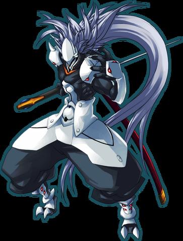 File:Hakumen (Continuum Shift, Character Select Artwork).png