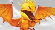 Fireworm Queen Dragon