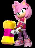 Amy Rose Sonic Boom