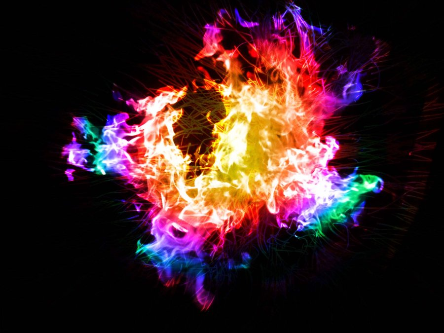Images of Download Rainbow Fire - #SC
