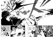 Rei's Burning Slash