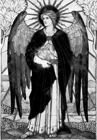 File:Archangel Uriel by Tarayue.jpg