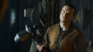 Hammer Time with Gendry