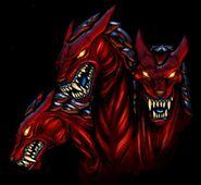 Cerberus by 1wolffy1