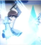 Kaze no Tenrin activates