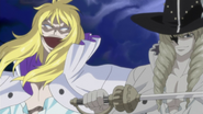 Cavendish and Hakuba