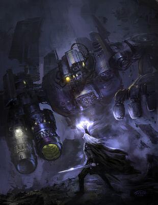 Sci fi vs fantasy radcon program book art by targete-d5rc1r6