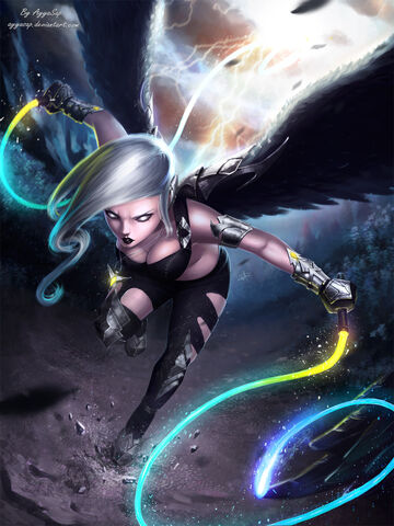 File:Black angel warrior by ayyasap-d77krc2.jpg