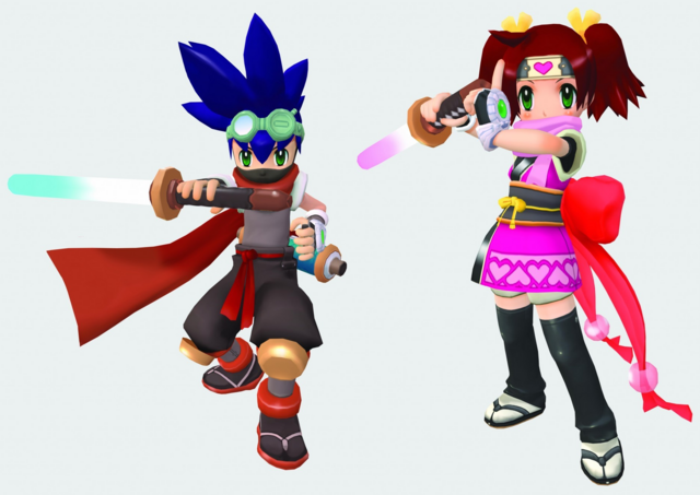 File:Kei and Yumi Miracle Ninja.png