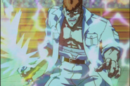 Kuwabara with Trial Sword
