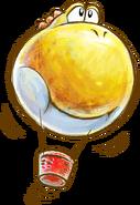 Yoshi Balloon