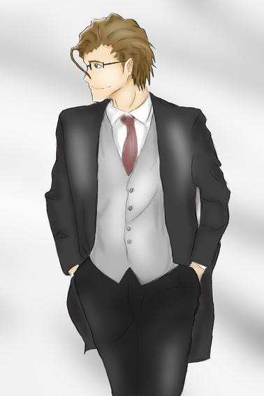 Professor by FanOfAkatsuki