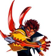 Kazuma Shell Bullet