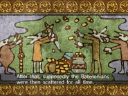 Babylon legend