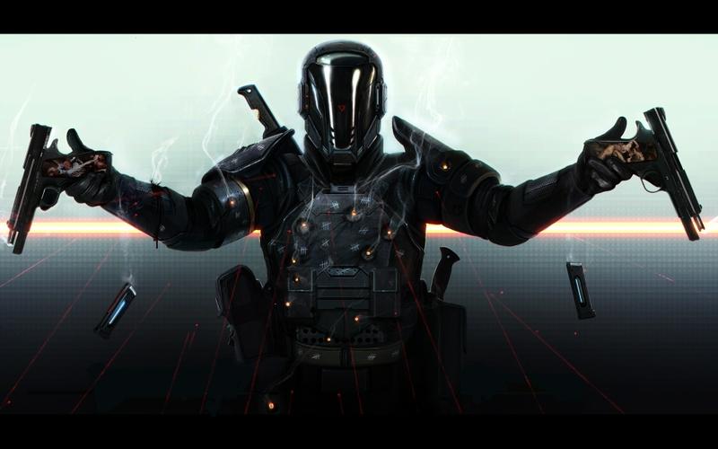 Shay's armor