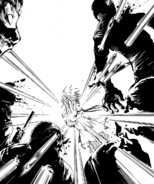 Toki Repels Bullets