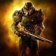 Doom Marine (Doom Slayer)