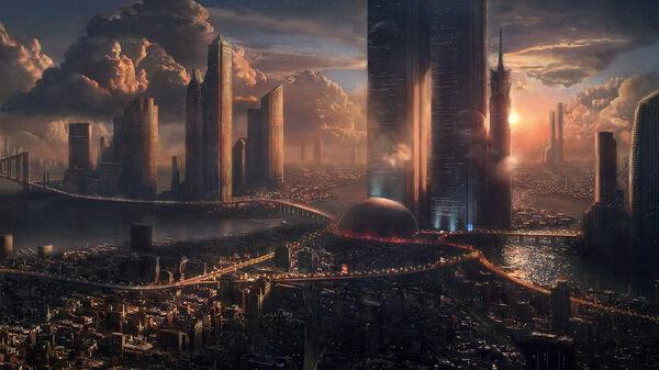 Future city 3 by josueperez79-d57kmai