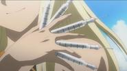 Syringe weapons