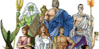 Greek Deity Physiology