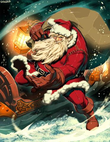 File:Santa claus by genzoman-d35f6t4.jpg