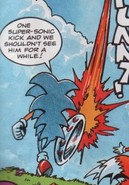 Super Sonic Kick