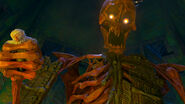 Gashadokuro Kubo and the Two Strings Skeleton