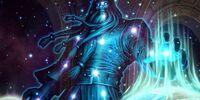 Cosmic Space Manipulation