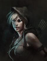 Dark elf by butjok-d48sq6u