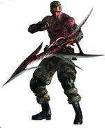 Krauser Arm Blade