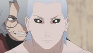Kabuto Recreates Hidan's Body