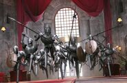 Armor guards