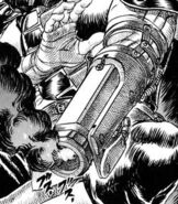 Berserk Cannon Arm