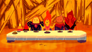 Flame People Adventure Time