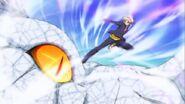 Sakamaki Izayoi Kick