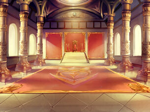 The Salvor Throne Room