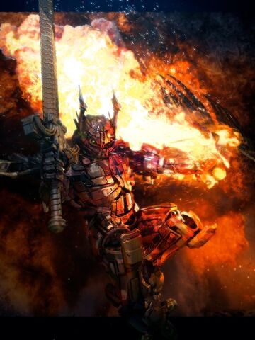 File:Fire knight by arsenixc.jpg