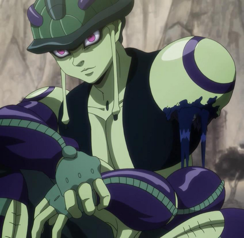 File:Meruem takes off his left arm.png