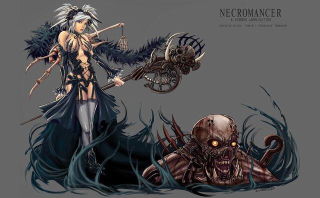 File:Necromancer Summon Abomination by LoneWolf64.jpg