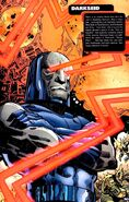 Darkseid Omega Effect