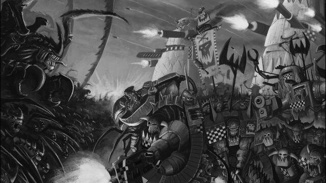 File:Tyranids VS Orks.jpg