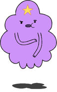 Lumpy Space Princess Adventure Time