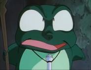 Frog Hermit's Frog Form