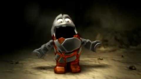 LEGO - Power Miners - Monster Burp-0