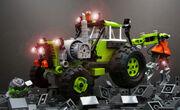 Ursus 1410 tractor