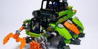 Power-miner walker