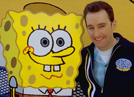 tom kenny behind the voice actors
